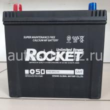 Аккумулятор ROCKET SMF+50 70Ah 12V 630A п/п (232*173*225)