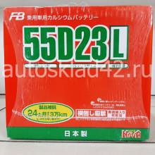 Аккумулятор FB Super Nova 60Ah 12V 550A о/п