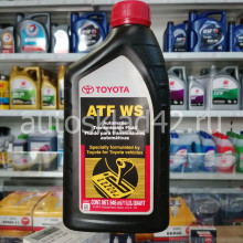 Масло для АКПП TOYOTA ATF WS 946мл