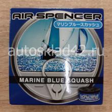 Ароматизатор EIKOSHA AIR SPENCER MARINE BLUE SQUASH (СВЕЖЕСТЬ ОКЕАНА A-106)