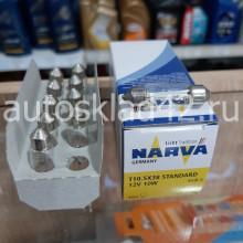 Автолампа NARVA T10.5x38 SV8.5