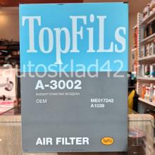 Фильтр воздушный TOPFILS A-3002