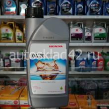 Масло моторное HONDA 0W-20 Type 2.0 1л