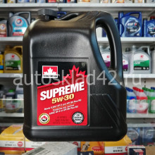 Масло моторное PETRO-CANADA SUPREME 5W-30 4л