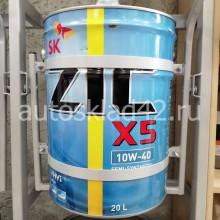 Масло моторное ZIC X5 10W-40 SM/CF 20л (цена за 1л)