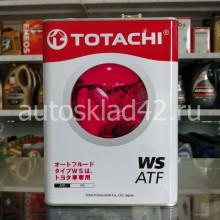 Масло для АКПП TOTACHI ATF WS 4л