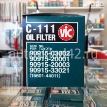 Фильтр масляный C-111 VIC