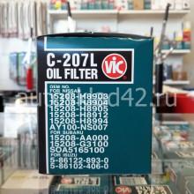 Фильтр масляный C-207L VIC