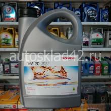 Масло моторное HONDA 0W-20 Type 2.0 4л