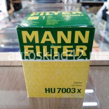 Фильтр масляный MANN HU 7003 x