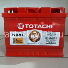 Аккумулятор TOTACHI NIRO 65Ah 12V 580-635A п/п (242*175*190) Ca/Ca