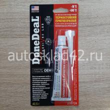 Герметик прокладка DONE DEAL красный 42.5г