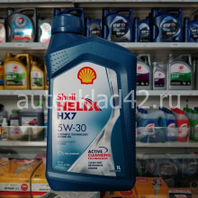 Масло моторное Shell HELIX HX7 5W-30 1л