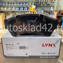 Тормозные колодки передние LYNXauto BD-5118