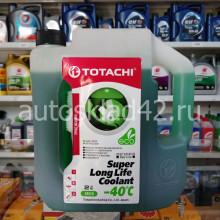 Антифриз TOTACHI SUPER LLC -40 (зеленый) 2л