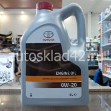 Масло моторное TOYOTA AFE EXTRA 0W-20 GF-5 SN 5л
