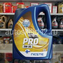 Масло моторное NESTE PRO 5W-30 4л