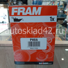 Фильтр масляный FRAM PH8A
