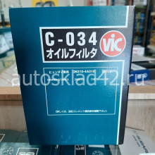 Фильтр масляный C-034 VIC