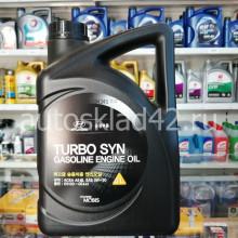 Масло моторное HYUNDAI 5W-30 TURBO SYN A5 4л