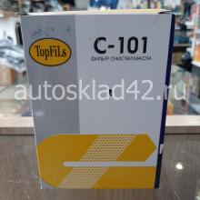 Фильтр масляный TopFils C-101