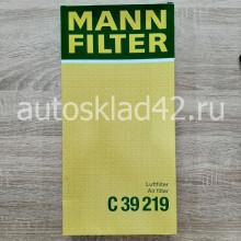 Фильтр воздушный MANN C39219