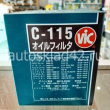 Фильтр масляный C-115 VIC