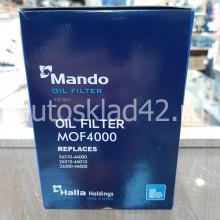 Фильтр масляный MANDO MOF4000