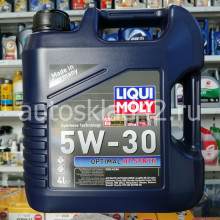 Масло моторное LIQUI MOLY Optimal Synth SL/CF 5W-30 4л