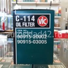 Фильтр масляный C-114 VIC