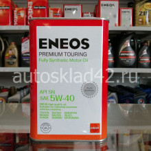 Масло моторное ENEOS Premium Touring Fully Synt. SN 5W-40 1л