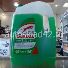 Антифриз SIBIRIA G-11 (зеленый) 10кг