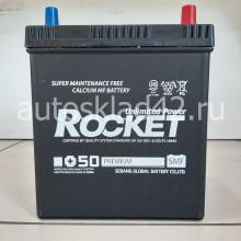 Аккумулятор ROCKET SMF+50 42Ah 12V 370A о/п (187*127*225)