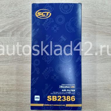 Фильтр воздушный SCT SB2386