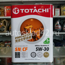 Масло моторное TOTACHI Ultima EcoDrive F SN/CF 5W-30 4л