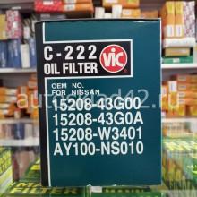Фильтр масляный C-222 VIC