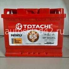 Аккумулятор TOTACHI NIRO 65Ah 12V 580-635A о/п (242*175*190) Ca/Ca