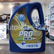 Масло моторное NESTE PRO C2/C3 5W-30 4л