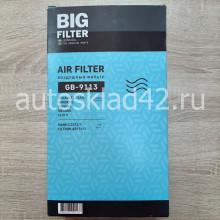 Фильтр воздушный BIG Filter GB-9113