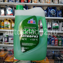 Антифриз AGAZ42 G12++ (зеленый) 5кг