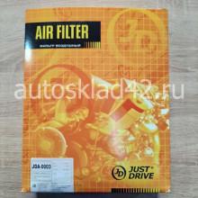 Фильтр воздушный JUST DRIVE JDA-0003