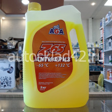 Антифриз AGAZ65 G12++ (желтый) 5кг