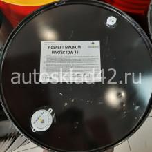 Масло моторное Rosneft Magnum Maxtec SL/CF 10W-40 209л (цена за 1л)