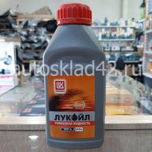 Тормозная жидкость Лукойл DOT 4 455г