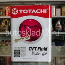 Масло для вариаторов TOTACHI CVT Fluid Multi-Type 4л