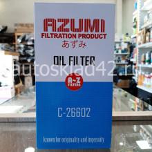 Фильтр масляный AZUMI C-26602