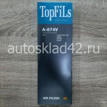Фильтр воздушный TopFils A-874