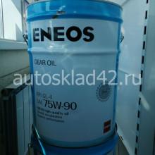 Масло трансмиссионное ENEOS GEAR OIL GL-4 75W-90 20л (цена за 1л)