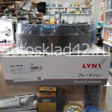 Тормозные колодки задние BS-7512 LYNXauto TO Premio 02-, Opa 00-05, Probox/Succeed 02-, Wish 03-