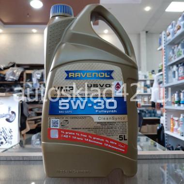 Масло моторное RAVENOL VMP 5W-30 C3 504 00/507 00 5л